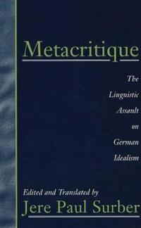 Metacritique