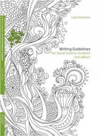 Writing Guidlines Social Science Students