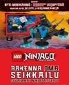 LEGO Ninjago: rakenna oma seikkailu - suurimmat ninjataistelut