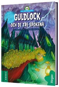 Guldlock och de tre spökena (bok + CD)