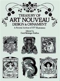 Treasury of Art Nouveau Design and Ornament