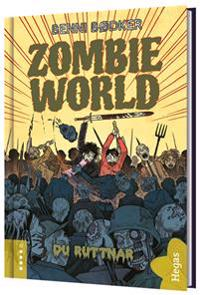 Zombie World - Du ruttnar (bok+CD)