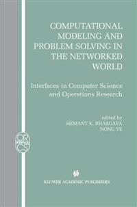 Computational Modeling and Problem Solving in the Networked World