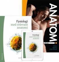 Anatomi : en fotografisk atlas ; Fysiologi med relevant anatomi (paket)