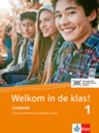 Welkom in de klas! 1. Lesboek met luisterteksten voor smartphone/tablet