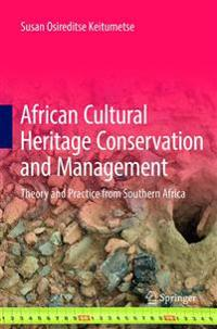 African Cultural Heritage Conservation and Management