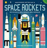 Professor astro cats space rockets