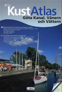 Göta kanal, Vänern och Vättern