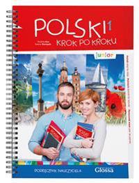 POLSKI krok po kroku - junior 1 / Lehrerhandbuch