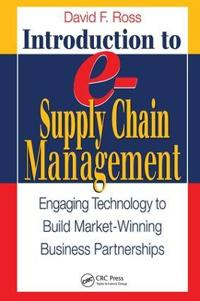 Introduction to E-Supply Chain Management