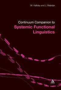Continuum Companion to Systemic Functional Linguistics
