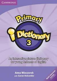 Primary i-Dictionary Level 3 DVD-ROM (Up to 10 classrooms)