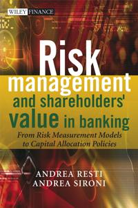 Risk Management and Shareholders Value