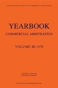 Yearbook of Commercial Arbitration 1978