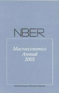 NBER Macroeconomics Annual 2005
