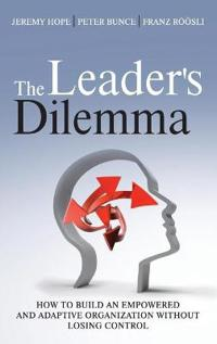 Leaders Dilemma