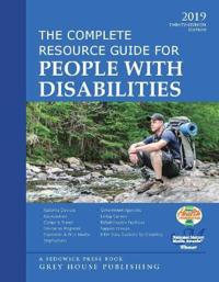The Complete Directory for People With Disabilities 2019