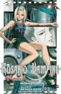 Rosario+Vampire: Season II, Vol. 11