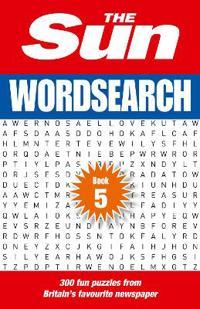 The Sun Wordsearch Book 5