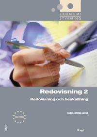 Ekonomistyrning Redovisning 2 Lärarhandledning med CD