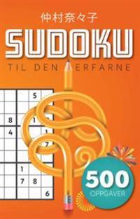 Sudoku til den erfarne - Nakimura Nakisoto | Ridgeroadrun.org