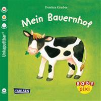 Baby Pixi 02: VE 5 Mein Bauernhof (5 Exemplare)