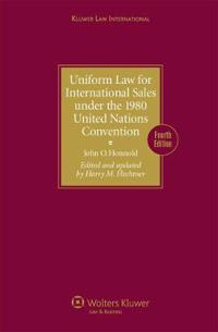Uniform Law for International Sales Under the 1980 United Nations Convention