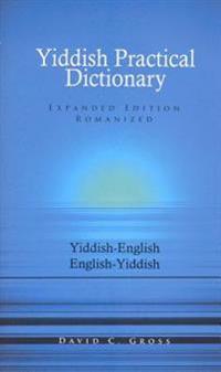 English-Yiddish Yiddish-English Dictionary