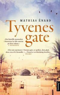 Tyvenes gate - Mathias Énard   Ridgeroadrun.org