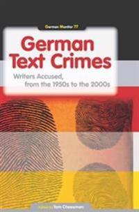 German Text Crimes