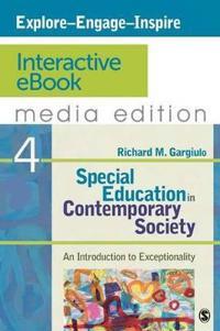 Special Education in Contemporary Society Interactive Ebook