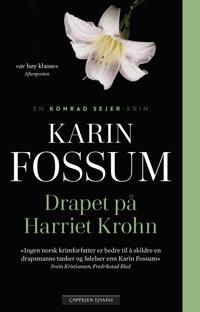Drapet på Harriet Krohn - Karin Fossum pdf epub
