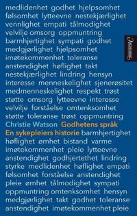 Godhetens språk - Christie Watson pdf epub