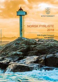 Norsk fyrliste 2018 - Kystverket | Inprintwriters.org