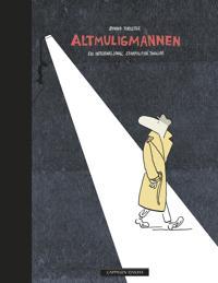 Altmuligmannen - Øyvind Torseter | Inprintwriters.org