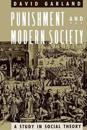 Garland: Punishment & Modern Society (Paper)