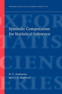 Symbolic Computation for Statistical Inference