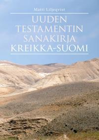 Uuden testamentin sanakirja kreikka-suomi