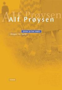 Jinter je har møtt ; Onger er rare - Alf Prøysen   Ridgeroadrun.org