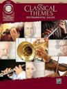Easy Classical Themes Instrumental Solos: Flute, Book & CD