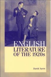 English Literature Of The 1920s