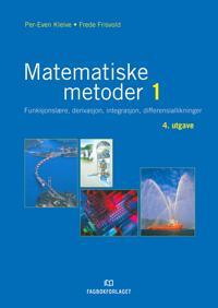 Matematiske metoder 1 - Per-Even Kleive, Frede Frisvold pdf epub