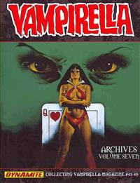 Vampirella Archives Volume 7