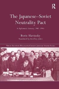 The Japanese-Soviet Neutrality Pact