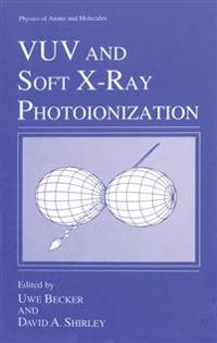 VUV and Soft X-Ray Photoionization