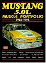 Mustang 5.0 Liter Muscle Portfolio, 1982-93