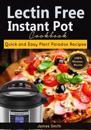 Lectin Free Instant Pot Cookbook