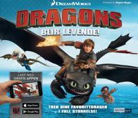 Dragons blir levende! - Emily Stead   Ridgeroadrun.org