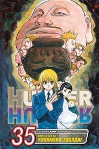 Hunter x Hunter, Vol. 35
