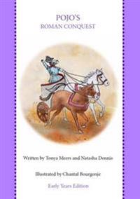 Pojos roman conquest - lilac edition for 3-6 year olds